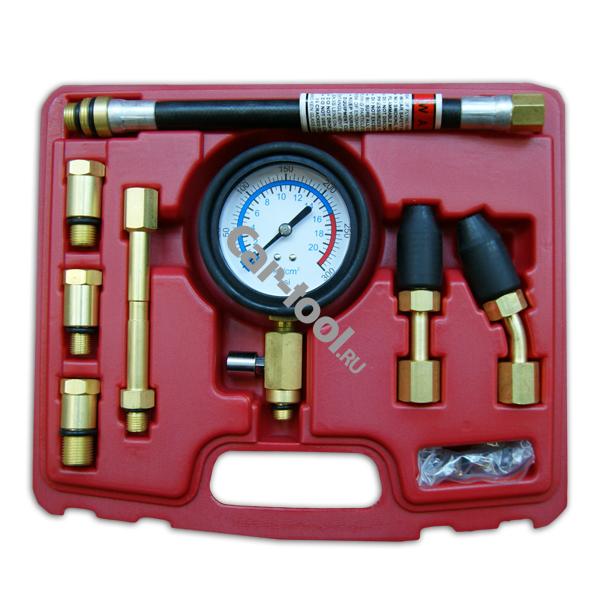 Манометр для измерения давления в цилиндрах своими руками 48